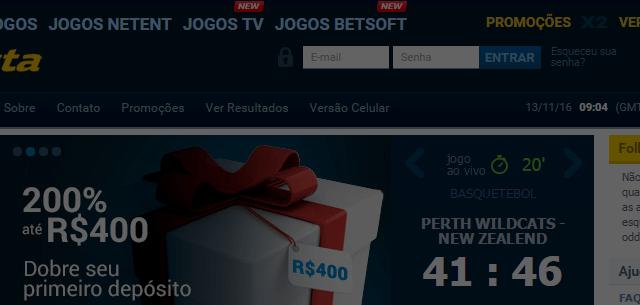 SuperPontos: ganhe até 400 reais com a SuperAposta