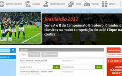 ApostasOnline.com agora tem bônus de R$500