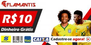 flamantis bonus 10 reais